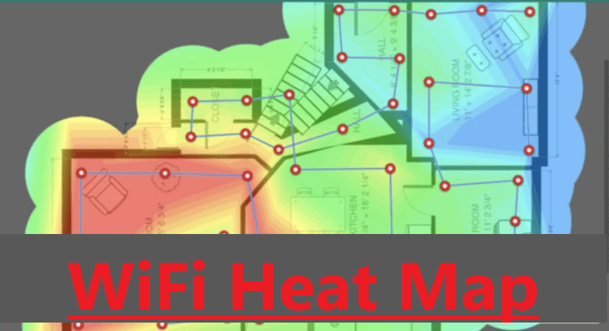 WIFI Heat Map