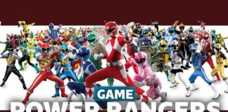 Power Rangers and Excited Games