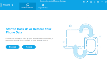 Coolmuster Backup Manager