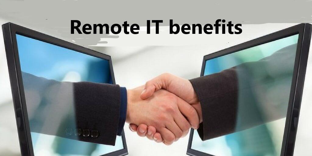Remote IT benefits