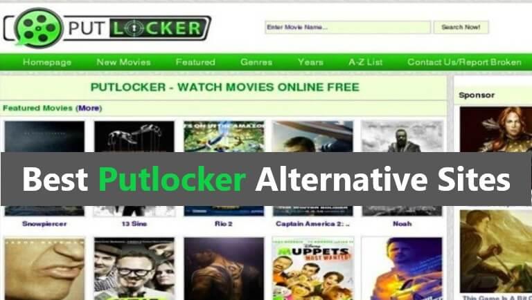 Best Putlocker Alternative Sites