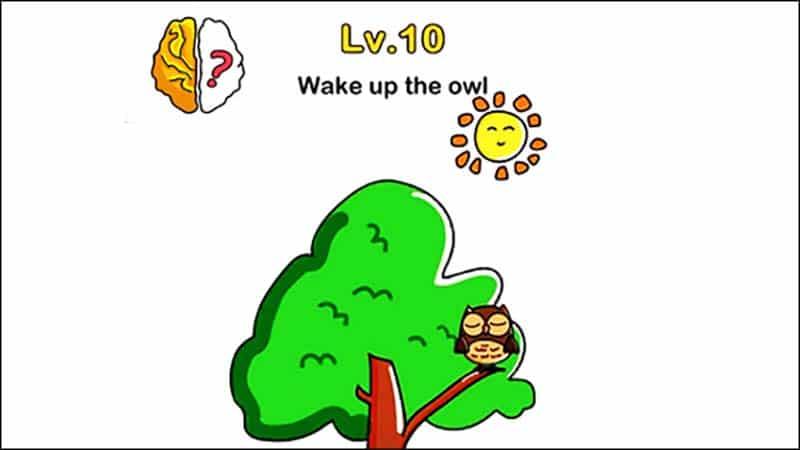 Brain Out Answer Key Level 1-20