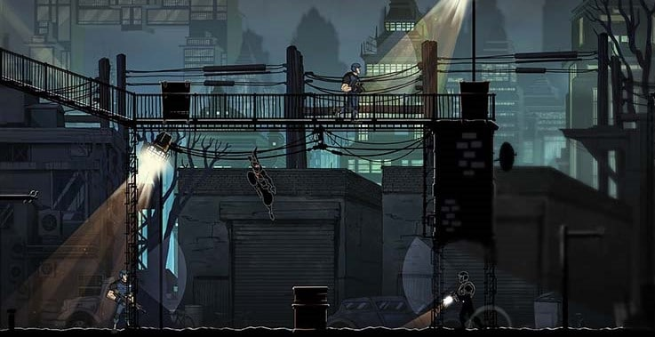 23. Mark of the Ninja: Remastered