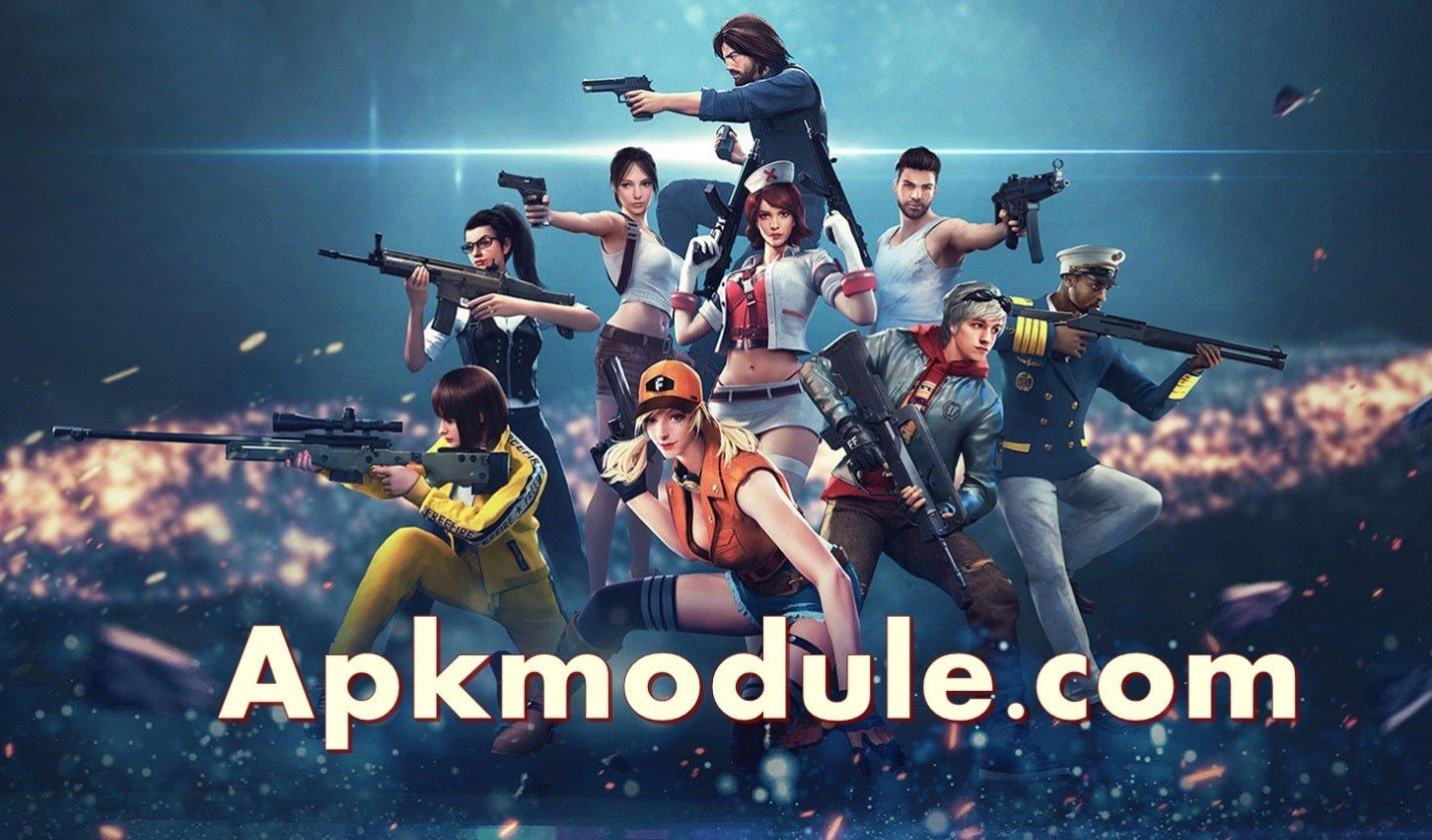 Garena Free Fire Mod Apk Free Download 2021