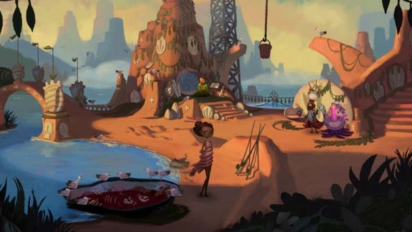 Broken-age PC Games For Low Specifications Computers
