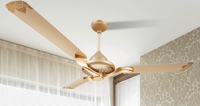 4 Types of Fans for Home Use in India