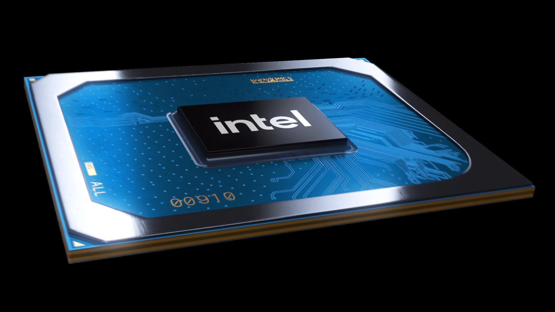 Intel's Iris XE GPU