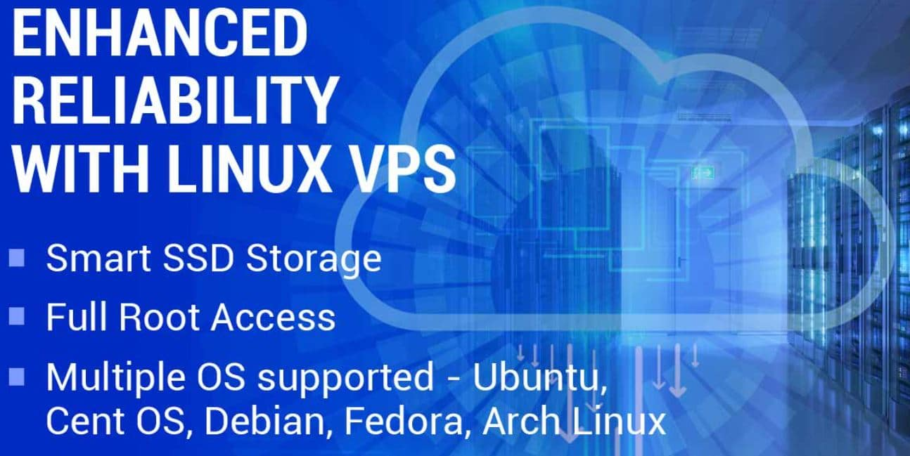 Linux defualt image