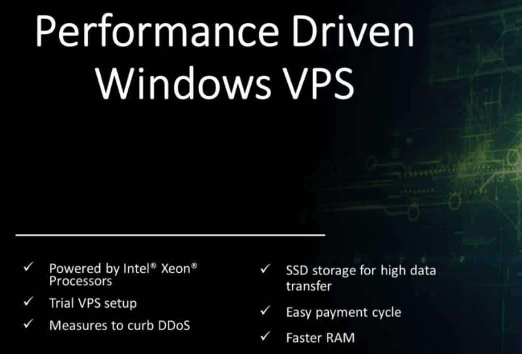 Best Specifications with 99.9% Uptime