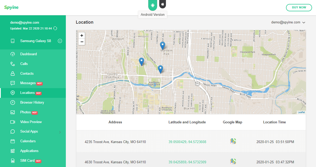 Best Location Tracking Application (Works for Everyone)