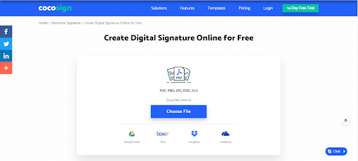 Create a Digital Signature Online