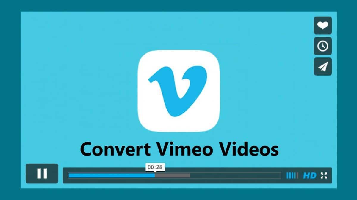 Convert Vimeo Videos