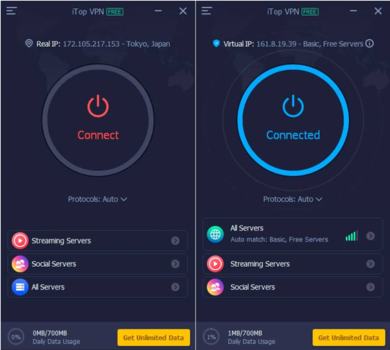 iTop VPN: An Excellent Free VPN for Windows in 2021