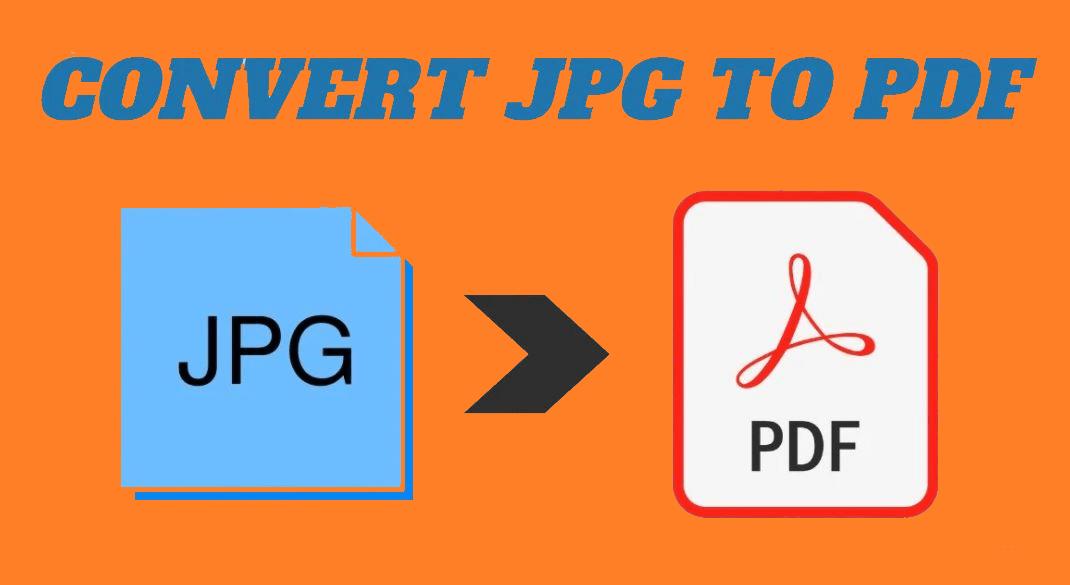 JPG Images to PDF
