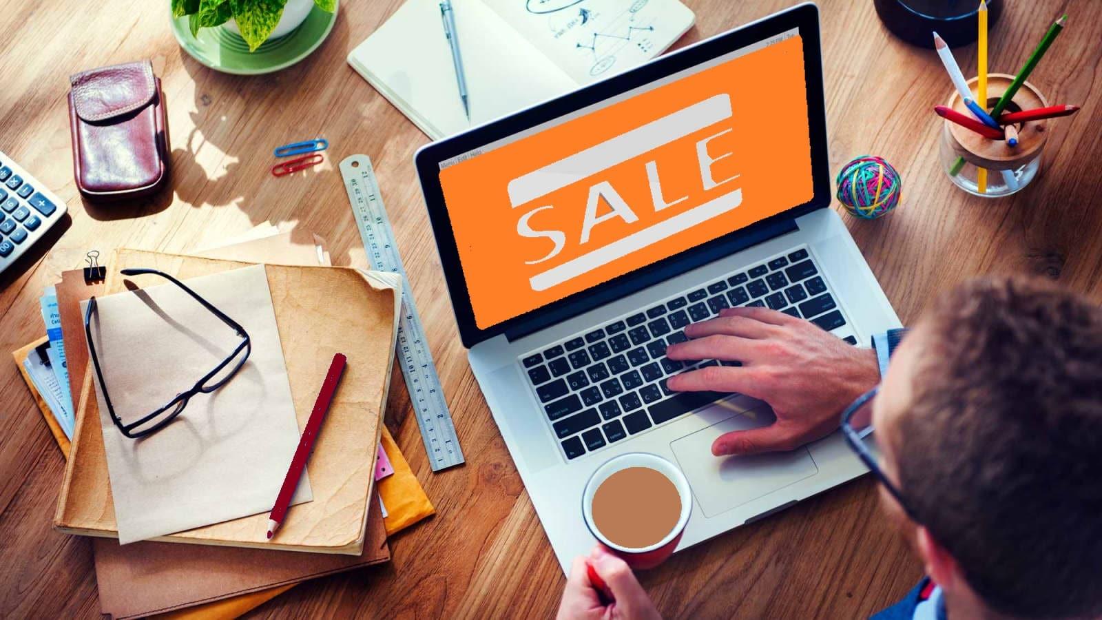 Online Business Development under Fraud