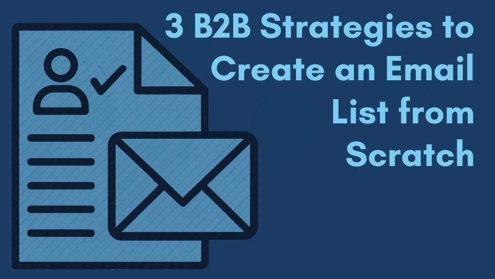B2B Strategies