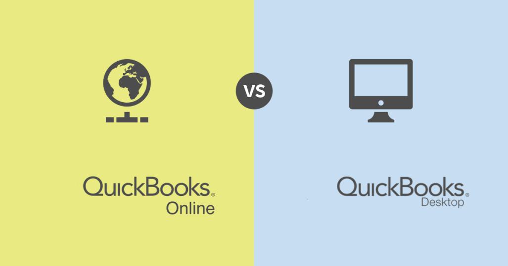 QuickBooks Online vs. QuickBooks Desktop